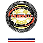 Hasty Awards Crest Baseball Medal Classic M-8650C