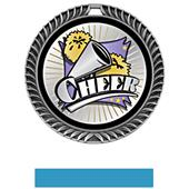 Awards Crest Cheer Medal Xtreme M-8650CH