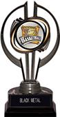 "Black Hurricane 7"" Xtreme Basketball Trophy"
