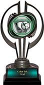"Awards Black Hurricane 7"" ProSport Soccer Trophy"
