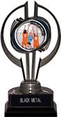 """Awards Black Hurricane 7"""" P.R.2 Volleyball Trophy"""