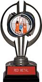"Awards Black Hurricane 7"" P.R.2 Volleyball Trophy"