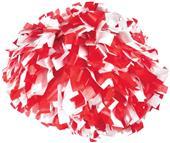 Pizzazz 2 Color Plastic Cheerleaders Pom (Each)