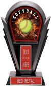 Hasty Awards Team Stealth Softball Resin Trophies