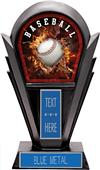 Hasty Awards Team Stealth Baseball Resin