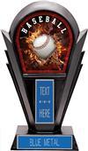 Hasty Awards Team Stealth Baseball Resin
