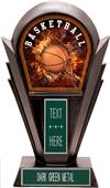 Hasty Awards Team Stealth Basketball Resin