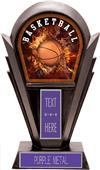 Hasty Awards Team Stealth Basketball Resin