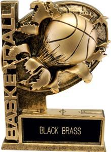 BLACK BRASS PLATE