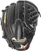 ALL-STAR S7 Baseball Black Pitching Gloves