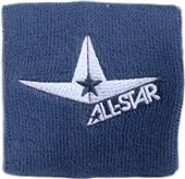 "ALL-STAR 3.5"" Double Width Wristband (Pairs)"