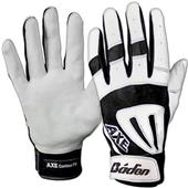 Baden Axe Baseball/Softball Batting Gloves