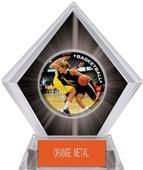 P.R. Female Basketball Black Diamond Ice Trophy