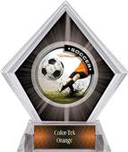 Awards P.R. Male Soccer Black Diamond Ice Trophy