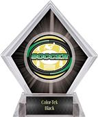 Awards Classic Soccer Black Diamond Ice Trophy