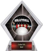 Awards Patriot Volleyball Black Diamond Ice Trophy
