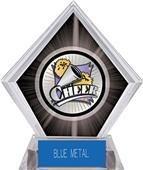 Hasty Award Xtreme Cheer Black Diamond Ice Trophy
