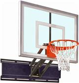 Uni-Champ Turbo Adjustable Basketball Wall Mount