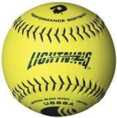 Wilson USSSA Mens Classic M Series Softballs 1 DZ