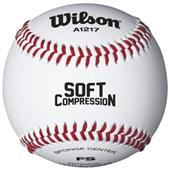Minor League & Teeball Soft Compression Baseballs