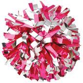Getz Adult Cheer 2 Color Metallic Mix Pom NST16MSP