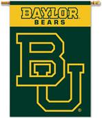 "COLLEGIATE Baylor Bears 2-Sided 28"" x 40"" Banner"