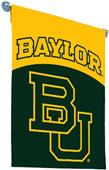 "COLLEGIATE Baylor Bear 2-Sided 13""x18"" Garden Flag"