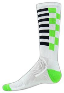 WHITE/FLUORESCENT GREEN/BLACK
