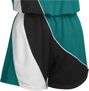 264-DARK GREEN/BLACK/WHITE