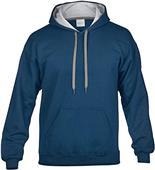 Gildan Heavy Blend Adult Contrast Hoodies