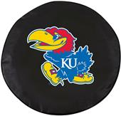 Holland NCAA University of Kansas Tire Cover