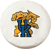 Holland NCAA University of Kentucky Cat Tire Cover