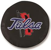 Holland NCAA University of Tulsa Tire Cover