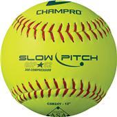 Champro Game .52 ASA Slow Pitch Softball