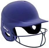 Rip-It Fit Matte Fastpitch Helmet with Vision Pro