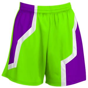 223-PURPLE/FLUORESCENT GREEN/WHITE