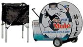 Mule Soccer Mule PRO Trainer System w/Ball Carrier