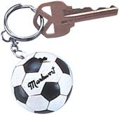 Markwort Miniature Soccer Ball Keychain