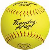 "Dudley Spalding 11"" ASA Thunder Heat Softball WT11"