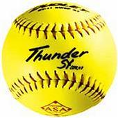 "Dudley Spalding 12"" ASA Thunder SY Softballs"