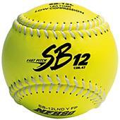 """Dudley Spalding 12"""" NFHS SB Fastpitch Softballs"""