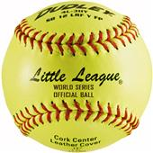 "Dudley 12"" Little League World Series Softballs"