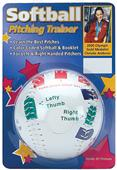 "Christi Ambrosi's 11"" Softball Pitching Trainer"