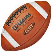 Wilson NCAA 1003 GST Leather Game Footballs