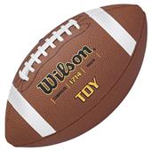 Wilson TDY Traditional Composite Game Footballs