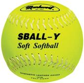 "Markwort SBALL Soft and Light 12"" Softball"