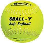 "Markwort SBALL Soft and Light 12"" Softball"