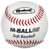 "Markwort 8.5"" Soft & Light Youth Baseball (DZ)"