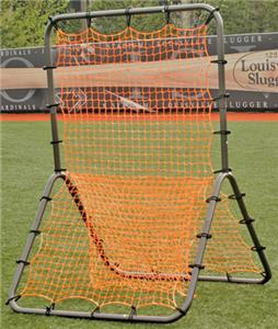 BLACK/ORANGE PRO REBOUNDER