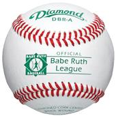 Diamond DBR-A Babe Ruth Tournament Grade Baseballs